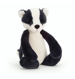 Jellycat Bashful Badger - Medium