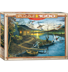 Eurographics Autumn Retreat - 1000 Piece Puzzle