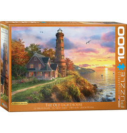 Eurographics The Old Lighthouse - 1000 Piece Puzzle