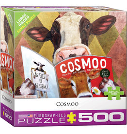 Eurographics Cosmoo - 500 Piece Puzzle