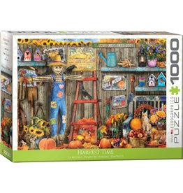 Eurographics Harvest Time - 1000 Piece Puzzle