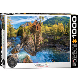 Eurographics Crystal Mill - 1000 Piece Puzzle