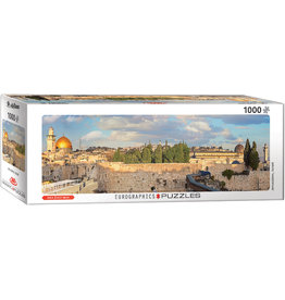 Eurographics Jerusalem - 1000 Piece Panoramic Puzzle