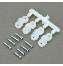 "Dubro 239 - Landing Gear Strap, Nylon 5/32"" (4)"