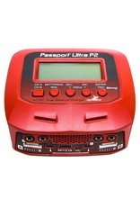 Dynamite Passport P2 100W AC/DC 2-Port Multicharger with Bluetooth Connectivity