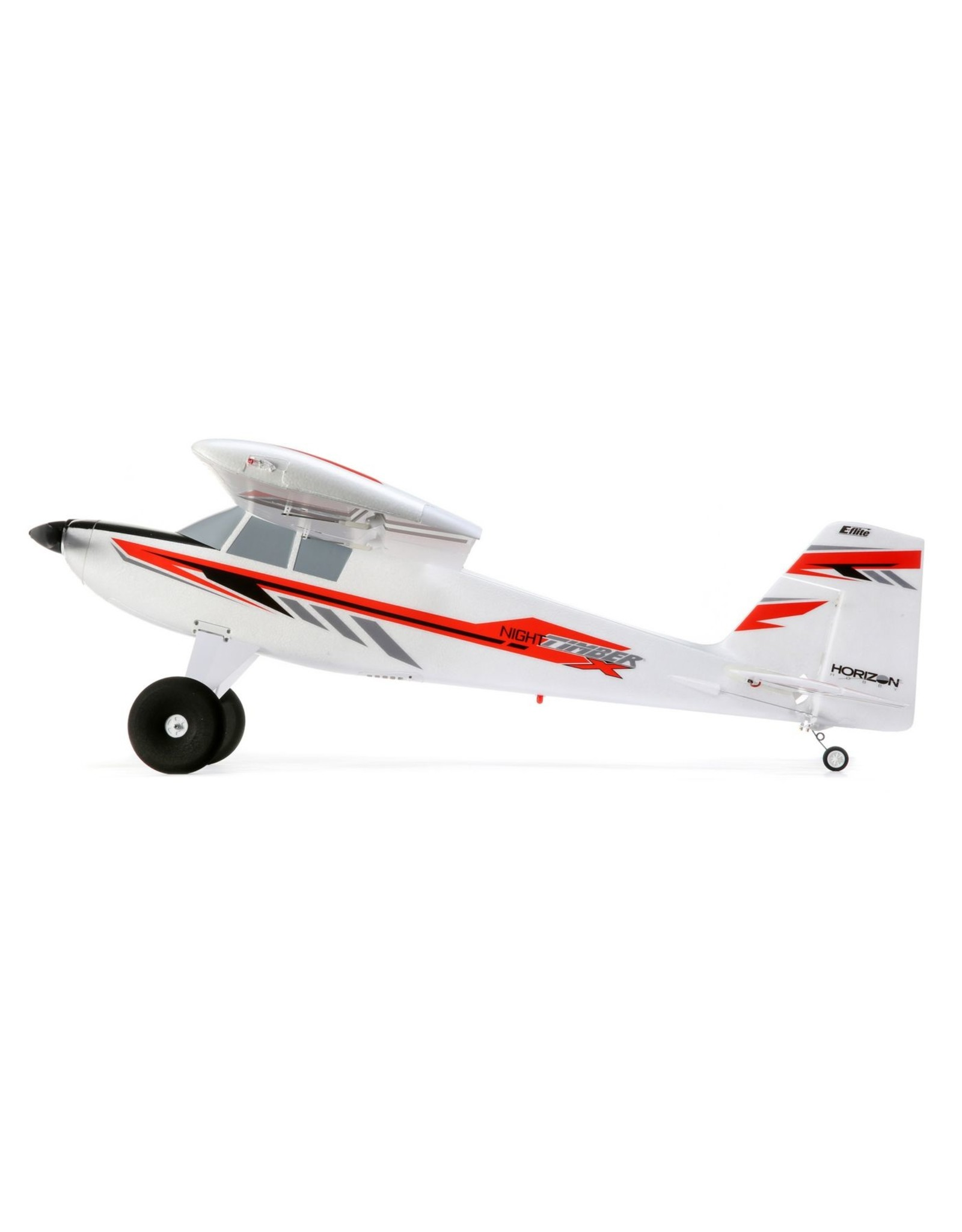 E-flite 13850 - Night Timber X 1.2M BNF Basic with AS3X & SAFE Select