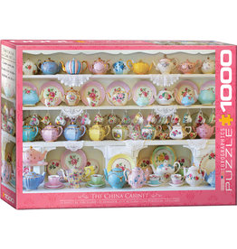 Eurographics The China Cabinet - 1000 Piece Puzzle