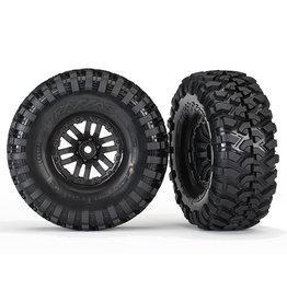 "Traxxas 8272 - TRX-4® 1.9"" Wheels / Canyon Trail 4.6x1.9"" Tires"
