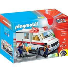 Playmobil 5681 - Rescue Ambulance