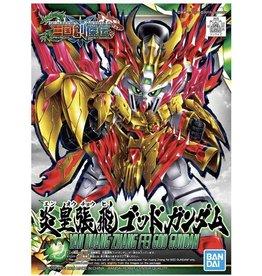 Bandai #33 Yan Huang Zhang Fei God Gundam SD
