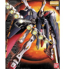 Bandai Crossbone Gundam X-1 Full Cloth MG