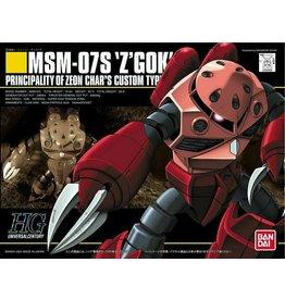 Bandai #19 MSM-07S Z'Gok