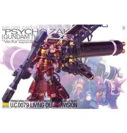 Bandai Psycho Zaku Ver. Ka - Gundam Thunderbolt MG
