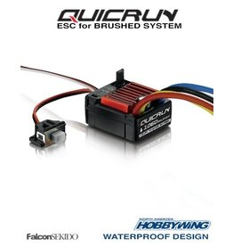 HobbyWing 30120201 - Quicrun Brushed ESC - QuicRun 1060