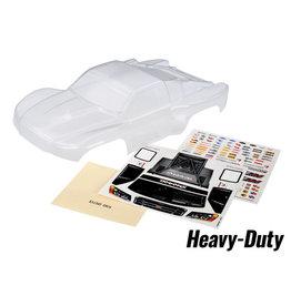 Traxxas 6811R - Slash 4X4 Heavy Duty Body - Clear