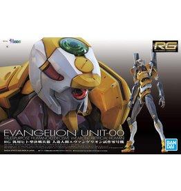 Bandai EVA-00 -  Evangelion Unit-00 RG