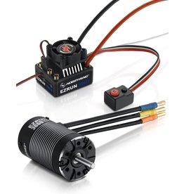 HobbyWing 38010205 - Ezrun Max 10 Combo(2-3S) 5400kv