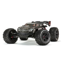 Arrma 1/8 KRATON 4WD EXtreme Bash Roller Speed Monster Truck - Black