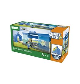 Brio Smart Tech Railway Workshop