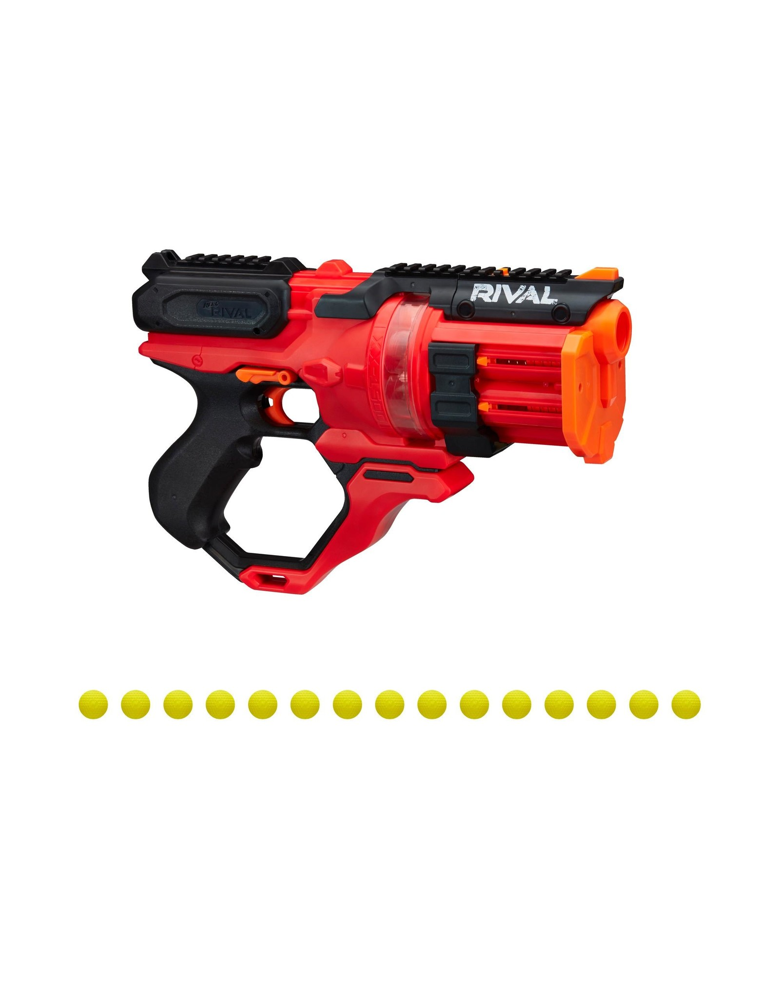 Hasbro Nerf: Rival - Roundhouse XX-1500 - Red