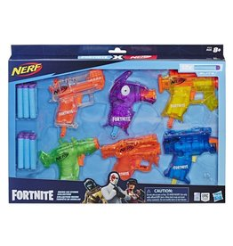 Hasbro Nerf: Fortnite Micro Ice Storm Collection 6-Pack