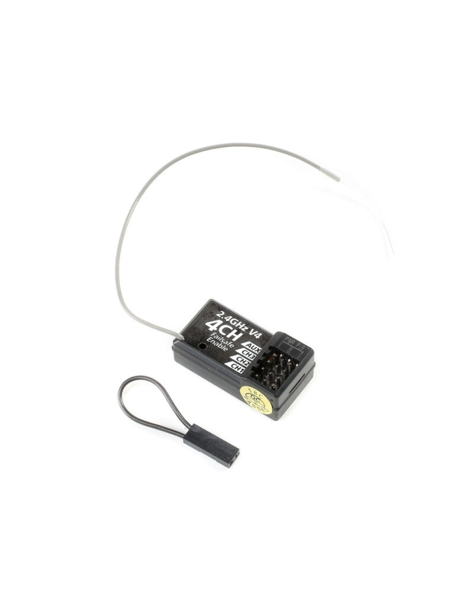 ECX 13009 - 2.4GHz Receiver WP 4-Channel V4