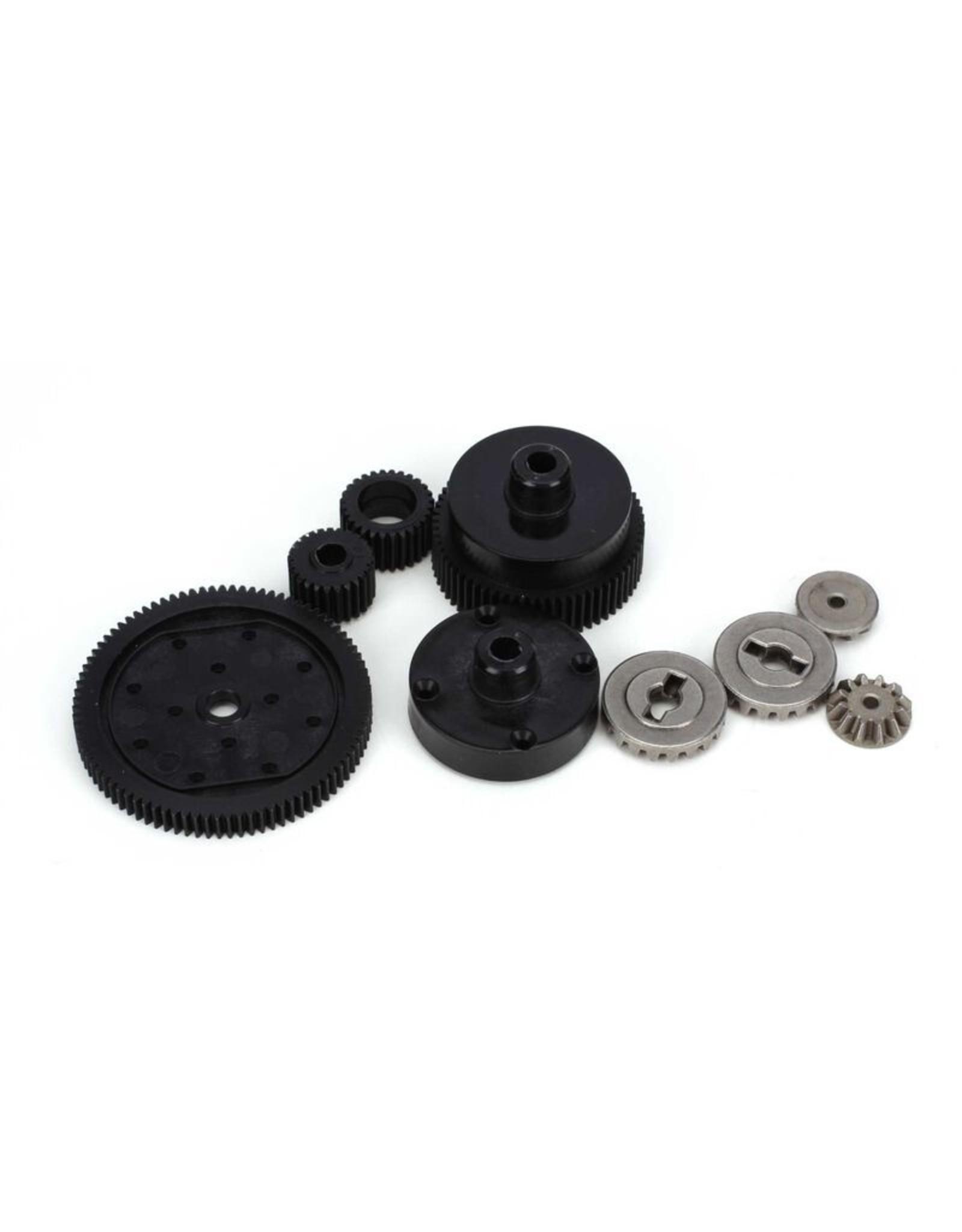 ECX 1022 - Transmission Plastic Gear Set: All ECX 1/10 2WD