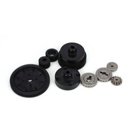 ECX 1022 - Transmission Plastic Gear Set: All ECX 1/10 2WD