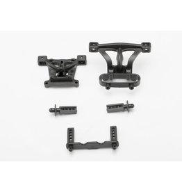Traxxas 7015 - Body Mounts / Body Posts - Front & Rear