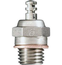OS Engines 71605300 - (A3) Glow Plug Hot Air