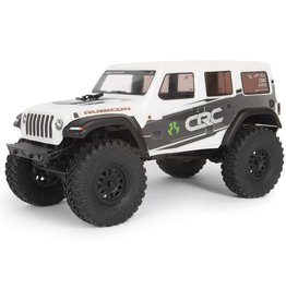 Axial AXI00002T1 - SCX24 2019 Jeep Wrangler JLU CRC 1/24 4WD - White