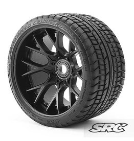 SWEEP C1001B - MT Road Crusher Tire Black (rop)