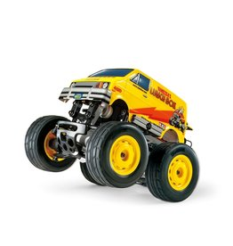 Tamiya 1/24 Lunch Box Mini SW-01 4WD Monster Truck Kit