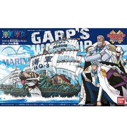 Bandai #08 Garp's Marine Ship