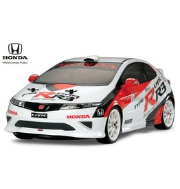 Tamiya 1/10 JAS Motorsport Honda Civic - FF-03 Chassis Kit