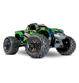 Traxxas 1/10 Hoss 4X4 VXL RTR Monster Truck - Green