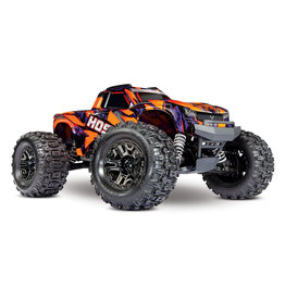 Traxxas 1/10 Hoss 4X4 VXL RTR Monster Truck - Orange