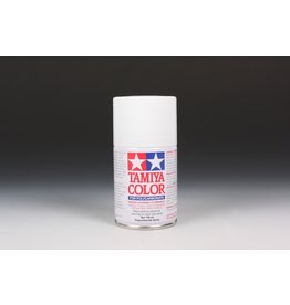Tamiya PS-1 White 100Ml Spray Can