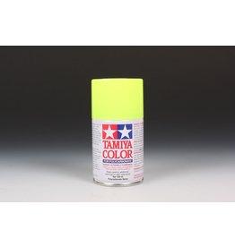 Tamiya PS-27 Fluorescent Yellow 100ml Spray Can