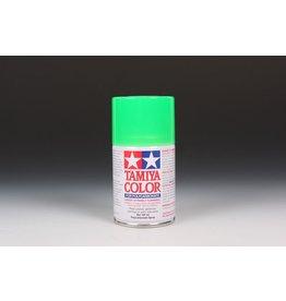 Tamiya PS-28 Fluorescent Green 100ml Spray Can