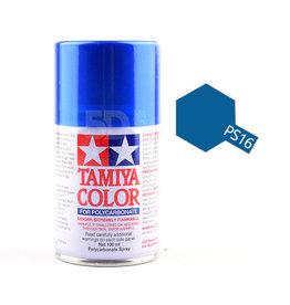 Tamiya PS-16 Metallic Blue 100ml Spray Can