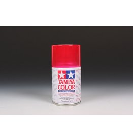 Tamiya PS-37 Translucent Red 100ml Spray Can