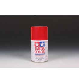 Tamiya PS-15 Metallic Red 100ml Spray Can