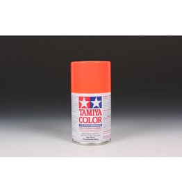 Tamiya PS-20 Fluorescent Red 100ml Spray Can