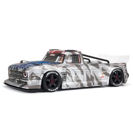 Arrma 1/7 INFRACTION 6S BLX All-Road Truck RTR - Silver