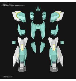 Bandai #31 Nepteight Unit - Hiroto's Support Unit