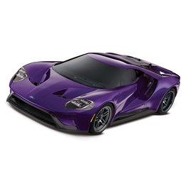 Traxxas 1/10 Ford GT 4-Tec 2.0 RTR AWD Supercar - Purple
