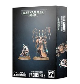 Games Workshop 43-73 - Fabius Bile