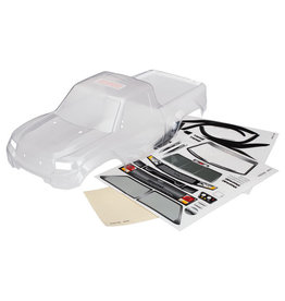 Traxxas 8111R - TRX-4 Sport Body (clear, trimmed, die-cut for LED light kit)