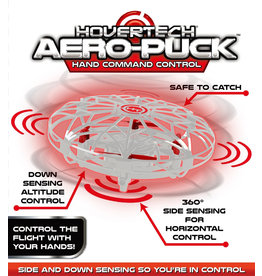 Top Secret Toys Aero-Puck Hand Command Control Helicopter